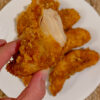 Pollo Kentucky Keto